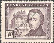 Stamp Czechoslovakia Catalog number: 582