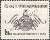 Stamp Czechoslovakia Catalog number: 583
