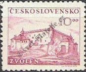 Stamp Czechoslovakia Catalog number: 585