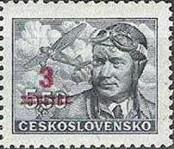 Stamp Czechoslovakia Catalog number: 587