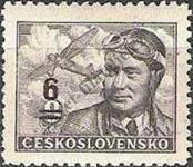 Stamp Czechoslovakia Catalog number: 588