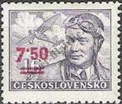 Stamp Czechoslovakia Catalog number: 589