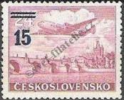 Stamp Czechoslovakia Catalog number: 592