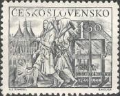 Stamp Czechoslovakia Catalog number: 594