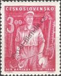 Stamp Czechoslovakia Catalog number: 595