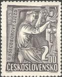 Stamp Czechoslovakia Catalog number: 598