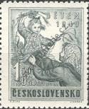 Stamp Czechoslovakia Catalog number: 601