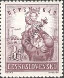 Stamp Czechoslovakia Catalog number: 602