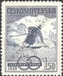 Stamp Czechoslovakia Catalog number: 605