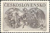 Stamp Czechoslovakia Catalog number: 611