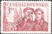 Stamp Czechoslovakia Catalog number: 612