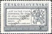 Stamp Czechoslovakia Catalog number: 613