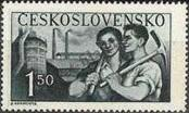 Stamp Czechoslovakia Catalog number: 614