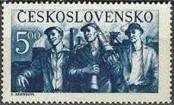 Stamp Czechoslovakia Catalog number: 617