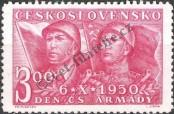 Stamp Czechoslovakia Catalog number: 627