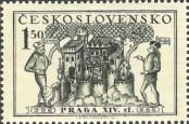 Stamp Czechoslovakia Catalog number: 630