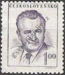 Stamp Czechoslovakia Catalog number: 810