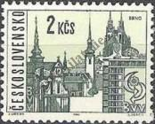 Stamp Czechoslovakia Catalog number: 1580