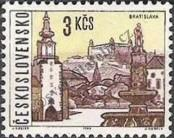 Stamp Czechoslovakia Catalog number: 1581
