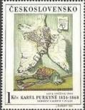 Stamp Czechoslovakia Catalog number: 1670