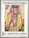 Stamp Czechoslovakia Catalog number: 1672