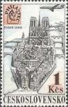 Stamp Czechoslovakia Catalog number: 1740