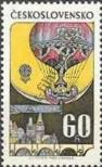 Stamp Czechoslovakia Catalog number: 1767