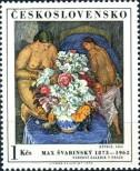 Stamp Czechoslovakia Catalog number: 2105