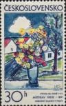 Stamp Czechoslovakia Catalog number: 2117