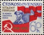 Stamp Czechoslovakia Catalog number: 2125