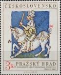 Stamp Czechoslovakia Catalog number: 2142