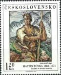 Stamp Czechoslovakia Catalog number: 2173