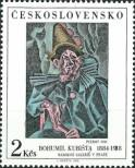 Stamp Czechoslovakia Catalog number: 2175