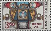 Stamp Czechoslovakia Catalog number: 2184
