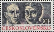 Stamp Czechoslovakia Catalog number: 2189