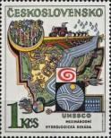 Stamp Czechoslovakia Catalog number: 2196