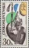 Stamp Czechoslovakia Catalog number: 2204