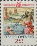 Stamp Czechoslovakia Catalog number: 2215