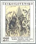 Stamp Czechoslovakia Catalog number: 2236