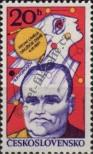 Stamp Czechoslovakia Catalog number: 2402
