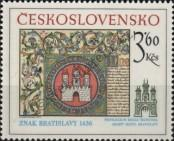 Stamp Czechoslovakia Catalog number: 2419