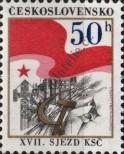 Stamp Czechoslovakia Catalog number: 2853