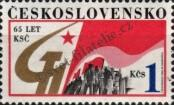 Stamp Czechoslovakia Catalog number: 2856