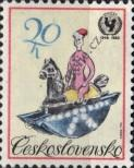 Stamp Czechoslovakia Catalog number: 2868