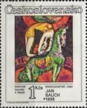 Stamp Czechoslovakia Catalog number: 2885