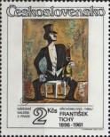 Stamp Czechoslovakia Catalog number: 2886