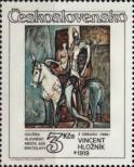 Stamp Czechoslovakia Catalog number: 2887
