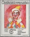 Stamp Czechoslovakia Catalog number: 2888