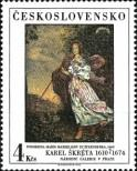 Stamp Czechoslovakia Catalog number: 2892
