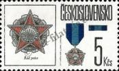Stamp Czechoslovakia Catalog number: 2901